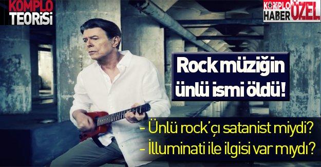 Rock'çı David Bowie öldü? David Bowie kimdir? Neden komplo teorilerinin hedefinde?