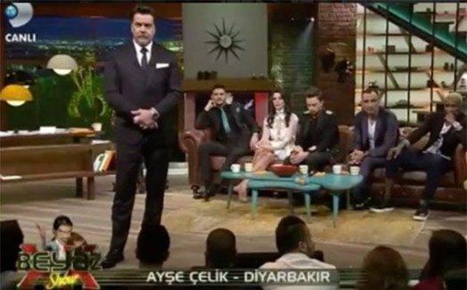 RTÜK'ten Beyaz Show'a Ayşe öğretmen cezası