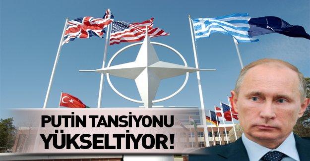 Rusya'dan NATO hamlesi!