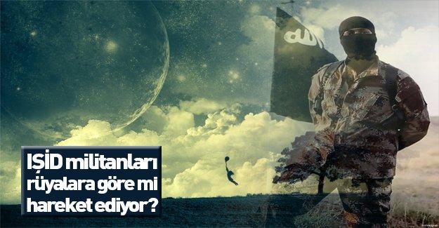 Rüyaların IŞİD militanları üzerine etkisi!
