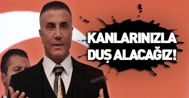 Sedat Peker'den terör destekçilerine tepki!