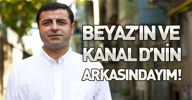 Selahattin Demirtaş'tan PKK provakasyonu açıklaması