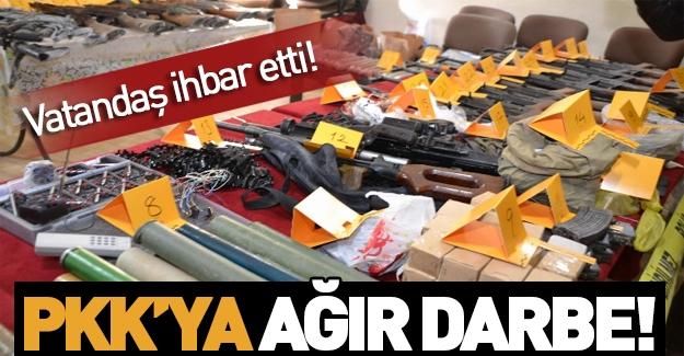 Siirtlilerden PKK'ya ağır darbe!