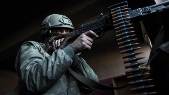 Sur'da terör saldırısı: 4 asker yaralandı