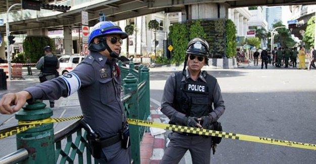 Tayland'da bombalı saldırı!