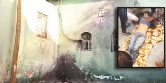 Teröristler camideki çocukları vurdu