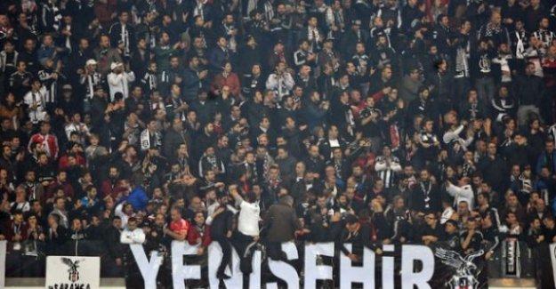 TFF'den Beşiktaş'a eşi görülmemiş ceza