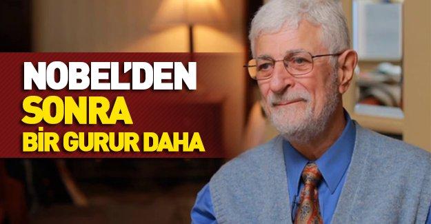 Türk bilim insanına büyük onur!