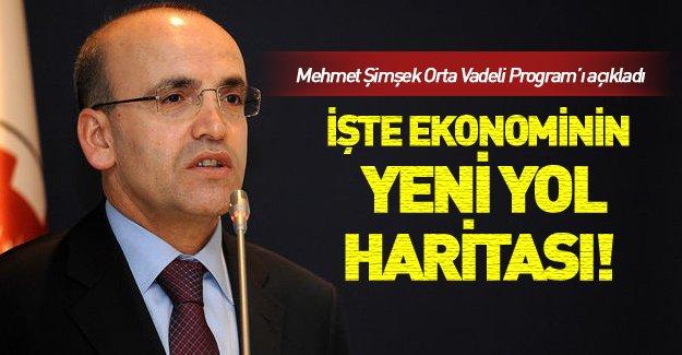 Türkiye'nin 3 yıllık yol haritası açıklandı