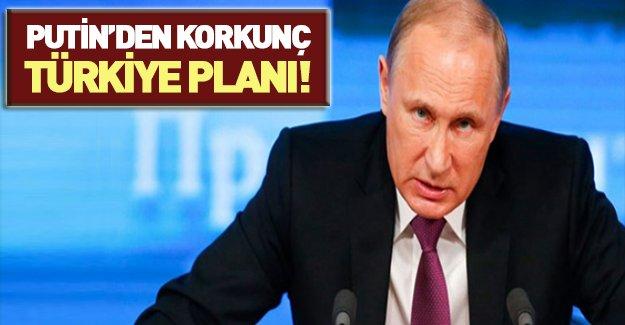 Türkiye'ye gizli saldırı planı!