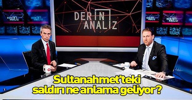 Yiğit Bulut'tan Sultanahmet saldırısının şifreleri!