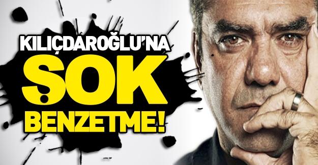 Yılmaz Özdil'den Kılıçdaroğlu'na şok benzetme!