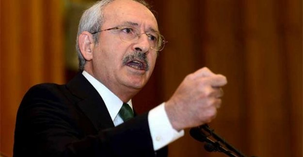 Kılıçdaroğlu yine mahkemelik sözler söyledi!
