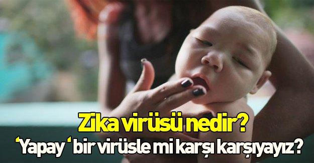 """""""Zika virüsü"""" nedir? Üretilmiş bir virüsle mi karşı karşıyayız?"""