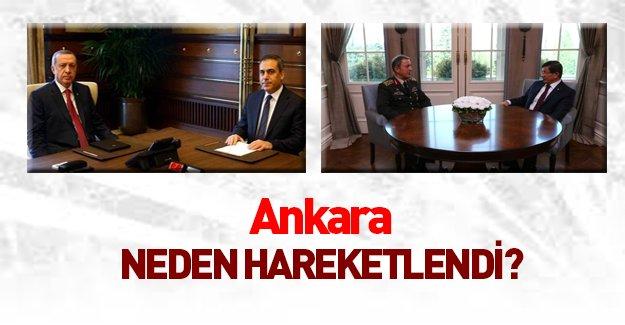 Ankara'da hareketli bir gün!