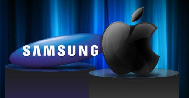 Apple'dan Samsung'a şok hamle