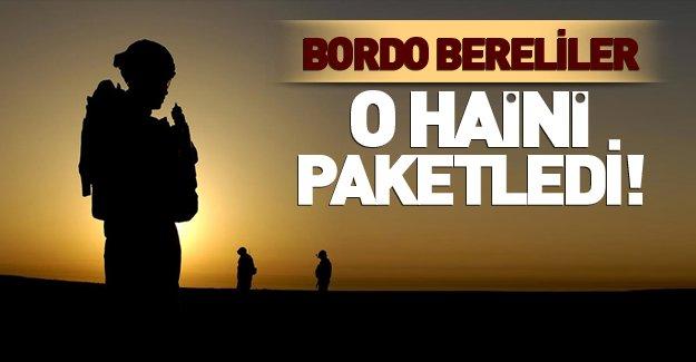 Bordo Bereliler'den müthiş operasyon