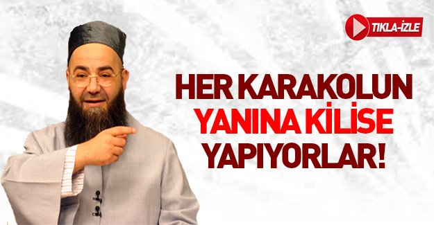 Cübbeli Ahmet Hoca PYD'nin sınırda yaptıklarını anlattı!