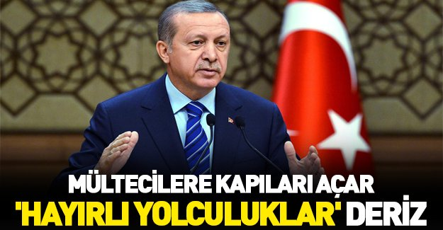 Cumhurbaşkanı Erdoğan'dan sert açıklamalar!