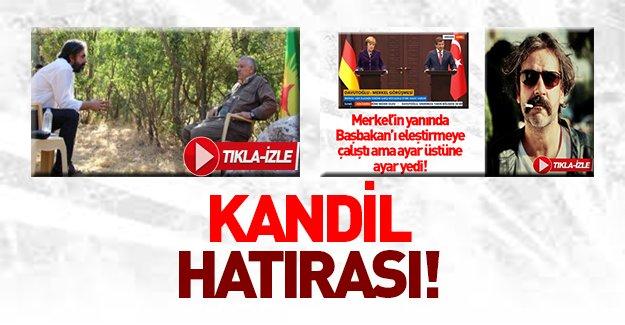Davutoğlu'ndan ayar yiyen gazetecinin kirli ilişkileri!