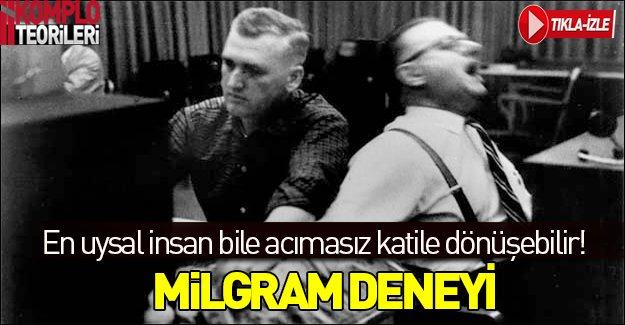 En uysal insan bile acımasız bir katile dönüşebilir! 9 maddede Milgram deneyi