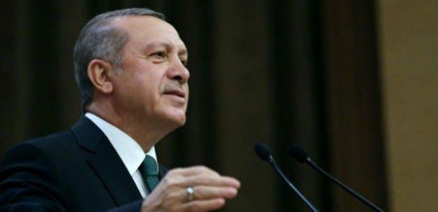 Erdoğan'dan ABD'ye mesaj!
