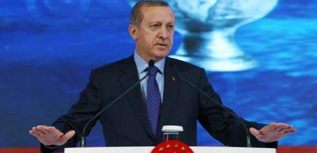 Erdoğan Peru'da IMF'ye yüklendi!