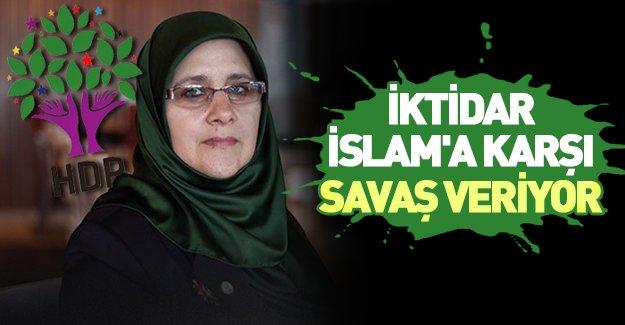 HDP'li vekilden skandal suçlama!