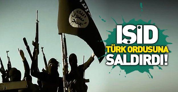 IŞİD yine Türk askerine saldırdı!
