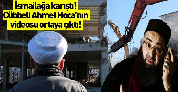 İsmailağa'da neler oluyor! Cübbeli'nin videosunu sızdırdılar