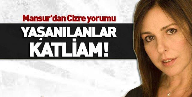 Lale Mansur'dan Cumhurbaşkanı Erdoğan'a hakaret!