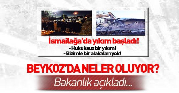 """""""Mahmud Efendi Külliyesi yıkılıyor"""" haberinin perde arkası!"""