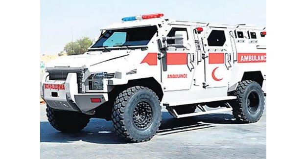 Müezzinoğlu: 16 zırhlı ambulans bölgeye gidecek