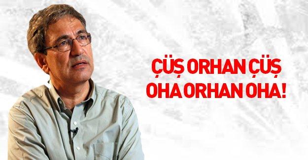 Murat Bardakçı Orhan Pamuk'a sert çıktı!