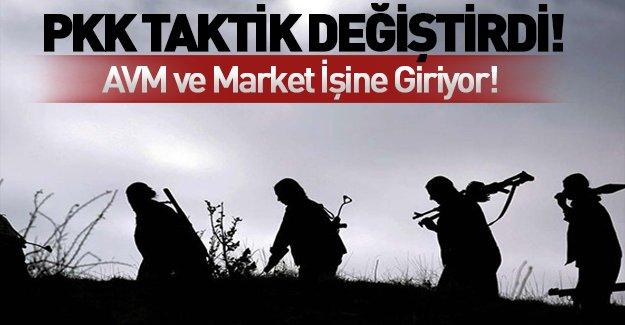 PKK'nın AVM-Market açma planı