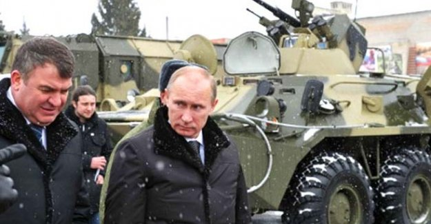 Rus ordusunda üst düzey deprem...