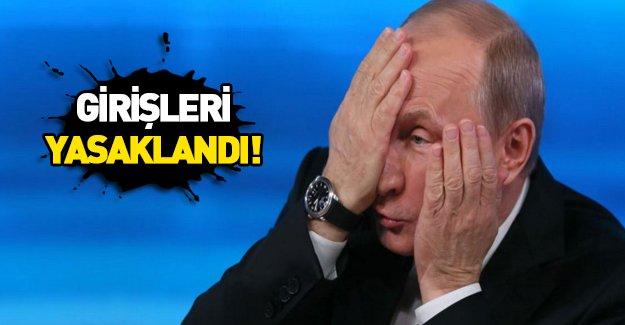 Rus tırları Türkiye topraklarına giremeyecek!