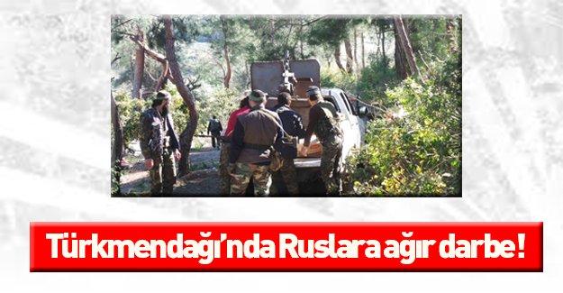 Ruslara Türkmendağı'nda büyük şok! Toplantıları basıldı...