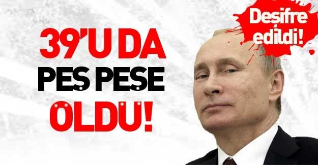Rusya bu haberi konuşuyor!