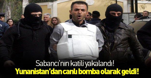 Sabancı suikastı faili İsmail Akkol yakalandı