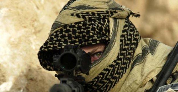 Sniperlar hakkında şok açıklama!