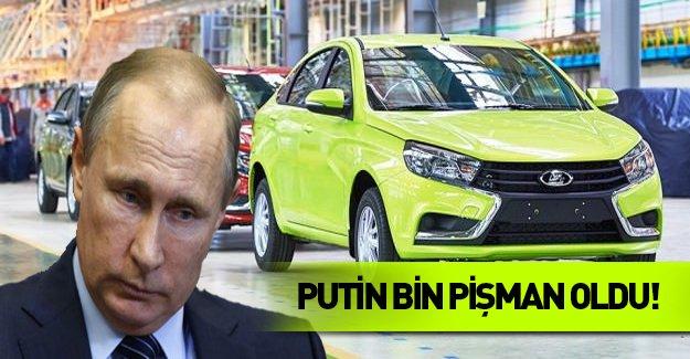 Türkiye hamlesi Putin'i bin pişman etti