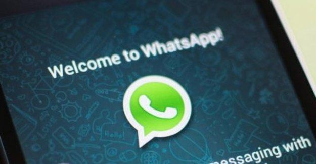 WhatsApp'tan taciz edenler yandı