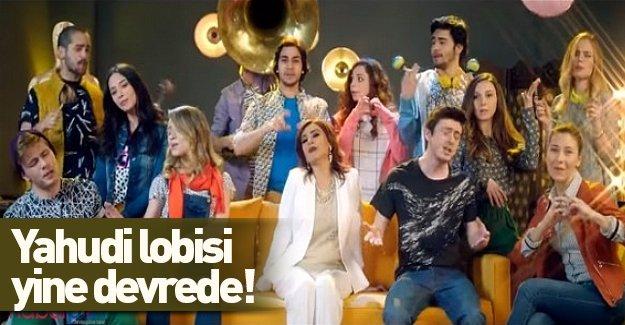 Yahudi lobisi devreye girdi, Turkcell reklamı kaldırdı