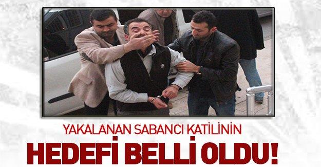 Yakalanan İsmail Akkol'un hedefi belli oldu!