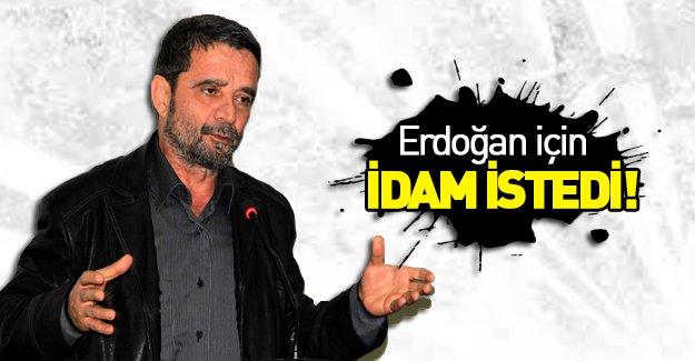 Zaman yazarı Erdoğan için idam istedi ortalık karıştı