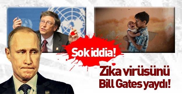 Zika virüsünü Bill Gates mi yaydı? Flaş bir komplo teorisi