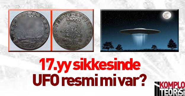 17. yy'da Fransız sikkesinde UFO'lar var mıydı?