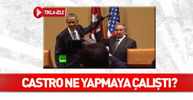 Castro'nun hareketi dünyanın gündemine bomba gibi düştü!