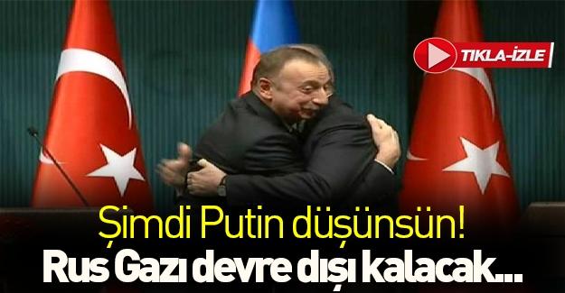 Cumhurbaşkanı Erdoğan ve Aliyev'den samimi pozlar!